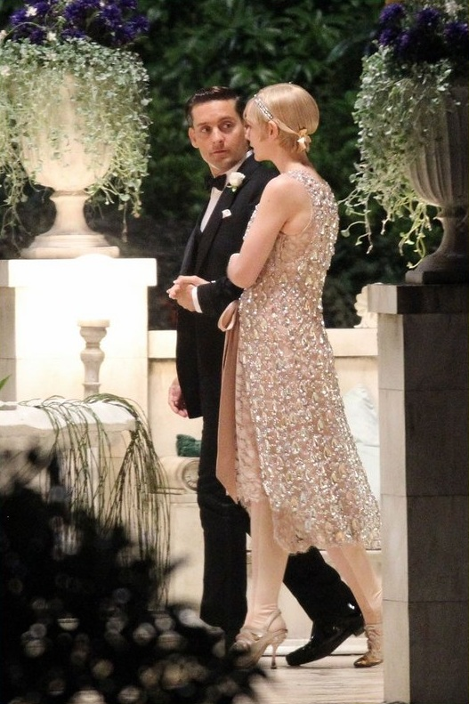 Exclusive - On Set of 'The Great Gatsby'