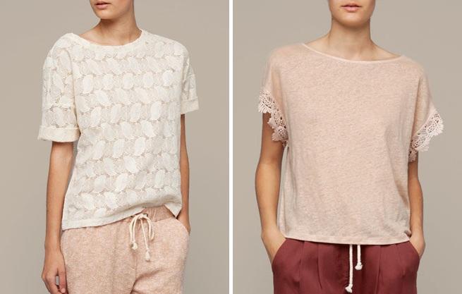 camiseta-blonda-oysho