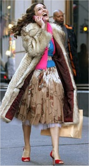 carrie bradshaw outfits 2