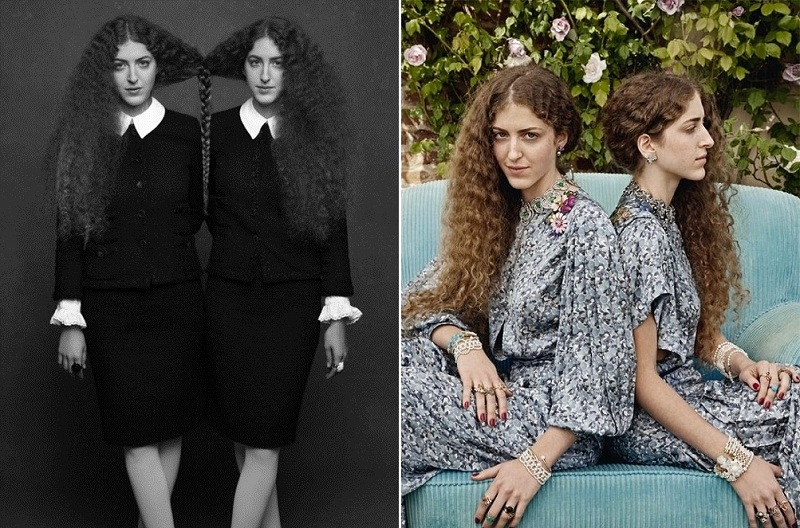 haya-and-sama-abu-khadra-the-little-black-jacket-karl-lagerfeld