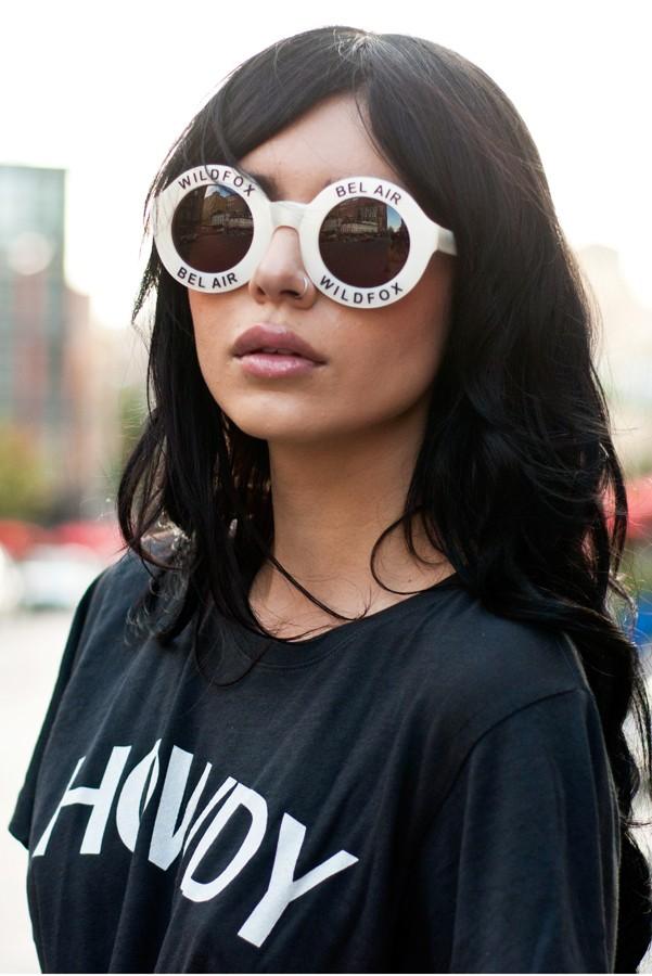 como-llevar-gafas-wildfox-bel-air