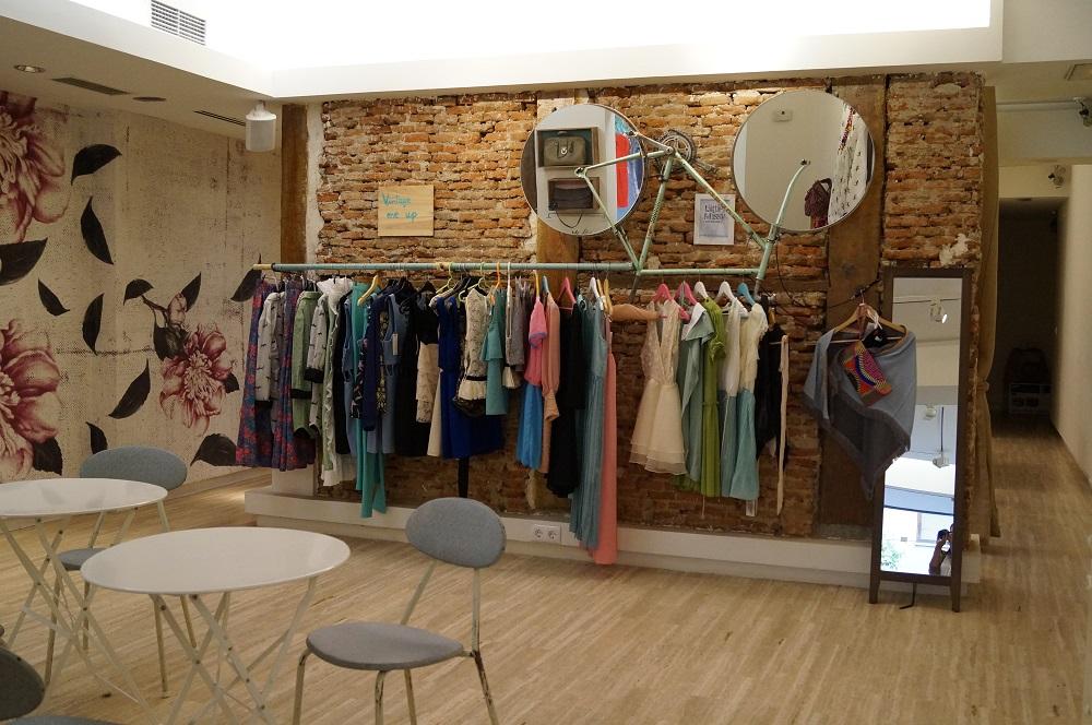 Concept store en Madrid