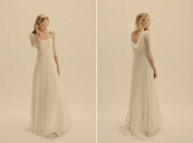 Vestido de novia Cortana