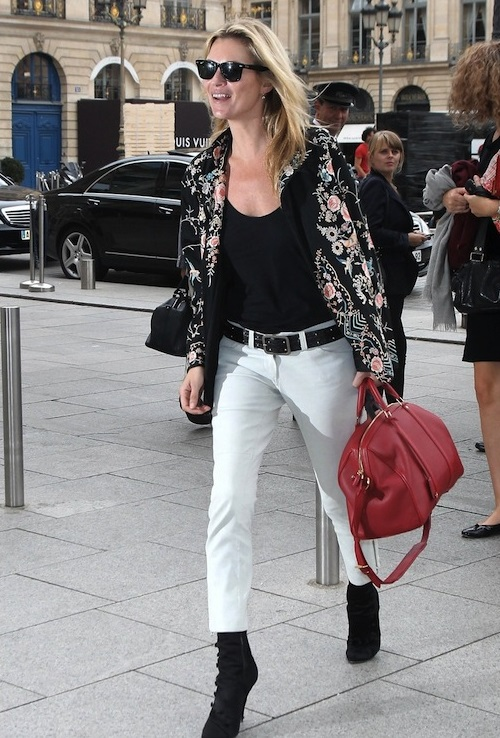 kate moss con bolso sc de louis vuitton