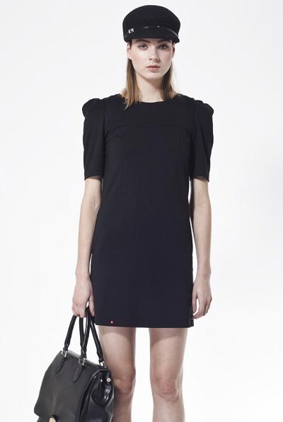 vestido negro kling