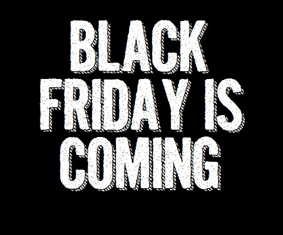 black-friday is coming