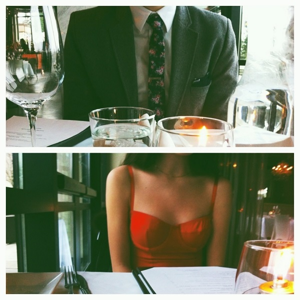 dates are cute