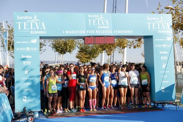 maraton relevos II