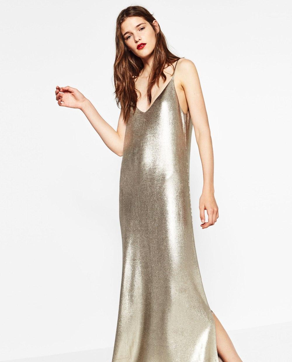 vestido-largo-dorado-zara
